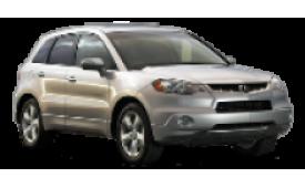 Каркасные шторки на Acura RDX Внедорожник-Кроссовер 2006 - 2012