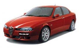 Каркасные шторки на Alfa Romeo 156 Седан 1997 - 2005