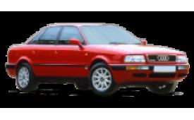 Каркасные шторки на Audi 80 Седан 1986 - 1991