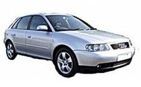 Каркасные шторки на Audi A3 Хетчбэк 5 дв. 1996 - 2003