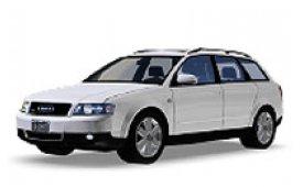 Каркасные шторки на Audi A4 Универсал 2001 - 2004
