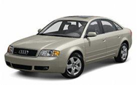 Каркасные шторки на Audi A6 Седан 1997 - 2006