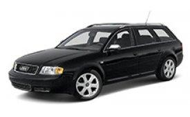 Каркасные шторки на Audi A6 Универсал 1997 - 2006