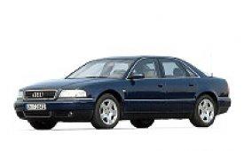 Каркасные шторки на Audi A8 Седан 1994 - 2002