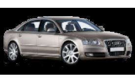Каркасные шторки на Audi A8 Седан 2003 - 2012