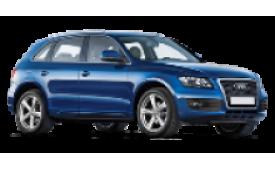Каркасные шторки для Audi Q5 Внедорожник-Кроссовер 2008 - 2017