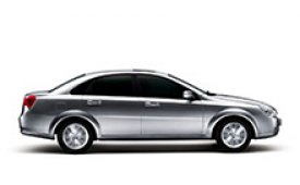 Каркасные шторки на Buick Excelle Седан 2003 - 2009