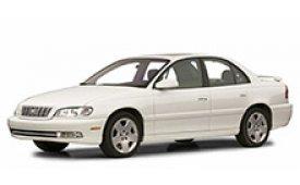 Каркасные шторки на Cadillac Catera Седан 1997 - 2000