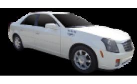 Каркасные шторки на Cadillac CTS Седан 2002 - 2007