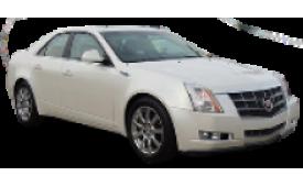 Каркасные шторки на Cadillac CTS Седан 2007 - н.в.