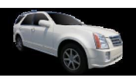 Каркасные шторки на Cadillac SRX Внедорожник-Кроссовер 2004 - 2010