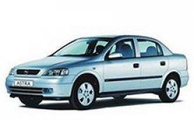 Каркасные шторки на Chevrolet Astra Седан 2003 - н.в.