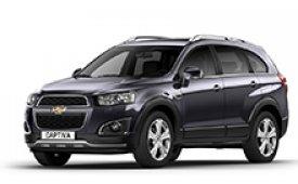 Каркасные шторки на Chevrolet Captiva Внедорожник-Кроссовер 2011 - 2015