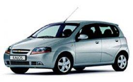Каркасные шторки на Chevrolet Kalos Хетчбэк 5 дв. 2002 - 2008