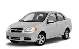 Каркасные шторки на Chevrolet Lova Седан 2006 - 2010