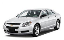 Каркасные шторки на Chevrolet Malibu Седан 2011 - н.в.