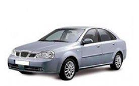 Каркасные шторки на Chevrolet Optra Седан 2003 - 2009