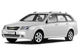 Каркасные шторки на Chevrolet Optra Универсал 2004 - 2008