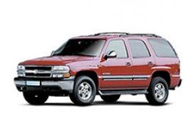 Каркасные шторки на Chevrolet Tahoe Внедорожник-Кроссовер GMT840 2000 - 2007