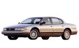 Каркасные шторки на Chrysler Concorde Седан 1993 - 1997
