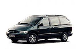 Каркасные шторки на Chrysler Voyager Минивэн 1995 - 2000