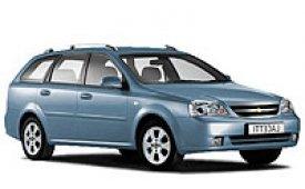 Каркасные шторки на Daewoo Lacetti Универсал Sport Wagon 2004 - 2009