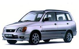 Каркасные шторки на Daihatsu Gran Move Внедорожник-Кроссовер G3 1999 - 2002