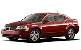 Каркасные шторки на Dodge Avenger Седан 2007 - н.в.