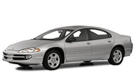 Каркасные шторки на Dodge Intrepid Седан 1998 - 2004