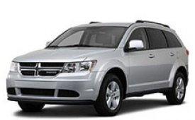Каркасные шторки на Dodge Journey Внедорожник-Кроссовер 2008 - н.в.
