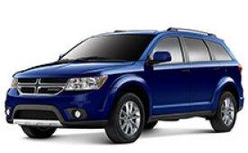 Каркасные шторки на Dodge Journey Внедорожник-Кроссовер 2010 - н.в.