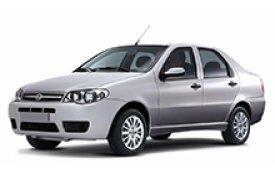 Каркасные шторки на Fiat Siena Седан 178 1997 - н.в.