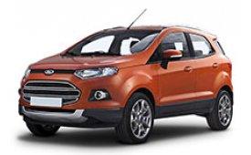 Каркасные шторки на Ford EcoSport Внедорожник-Кроссовер 2012 - н.в.