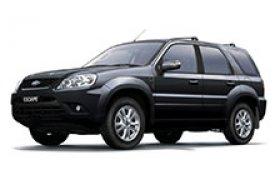 Каркасные шторки на Ford Escape Внедорожник-Кроссовер Тайваньская сб. 2007 - 2012