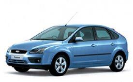 Каркасные шторки на Ford Focus Хетчбэк 5 дв. 2004 - 2011
