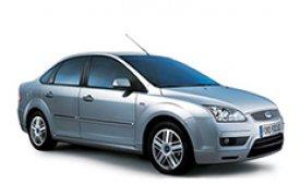 Каркасные шторки на Ford Focus Седан 2004 - 2011