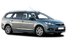 Каркасные шторки на Ford Focus Универсал 2008 - 2011