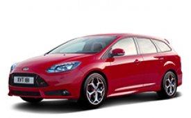 Каркасные шторки на Ford Focus Универсал 2014 - н.в.