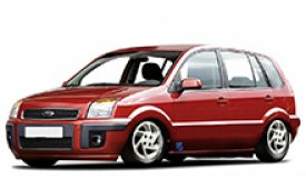 Каркасные шторки на Ford Fusion Хетчбэк 5 дв. 2002 - н.в.