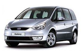 Каркасные шторки на Ford Galaxy Минивэн 2006 - 2010
