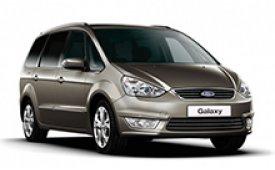 Каркасные шторки на Ford Galaxy Минивэн 2010 - н.в.