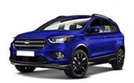 Каркасные шторки на Ford Kuga Внедорожник-Кроссовер 2016 - н.в.