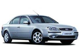 Каркасные шторки на Ford Mondeo (Contour) Седан 2000 - 2007