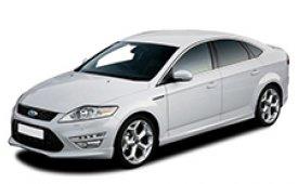 Каркасные шторки на Ford Mondeo (Contour) Седан 2007 - 2013