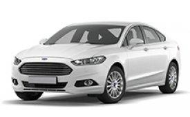 Каркасные шторки на Ford Mondeo (Contour) Седан 2014 - н.в.