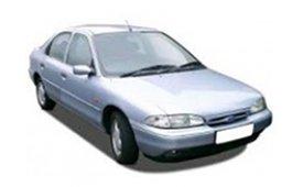 Каркасные шторки на Ford Mondeo (Contour) Хетчбэк 5 дв. 1993 - 1996