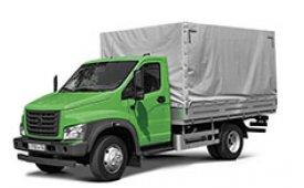 Каркасные шторки на Gaz GAZon Фургон NEXT 2014 - н.в.