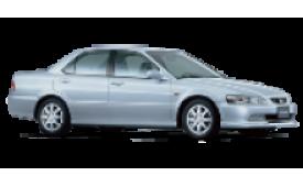 Каркасные шторки на Honda Accord Седан 1998 - 2002