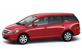 Каркасные шторки на Honda Airwave Универсал 2005 - 2010