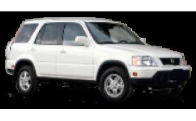 Каркасные шторки на Honda CR-V Внедорожник-Кроссовер RD 1995 - 2001